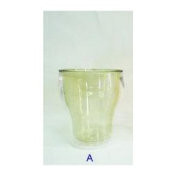 400ml - 13.6 oz polycarbonate double wall tumblers