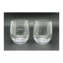 388ml - 13 oz polycarbonate stemless Wine glass