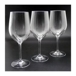 345ml - 11.6 oz polycarbonate Wine glasses