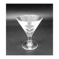 75ml - 2.5oz polycarbonate Martini glasses
