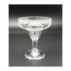 96ml - 3.27oz polycarbonate Margarita glasses