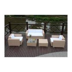 Swimming pool outdoor sofa set