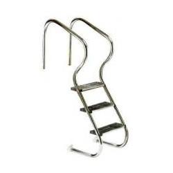 Stainless steel pool ladders