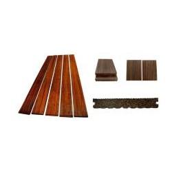 Strand Woven Bamboo Deck Plank