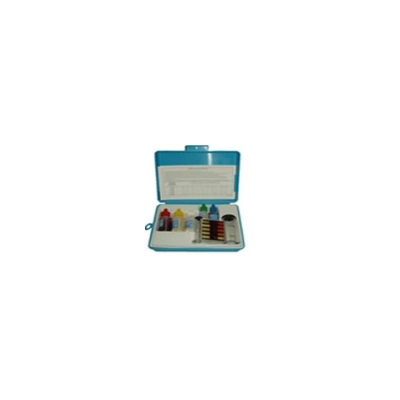 5 way swimming pool water test kit