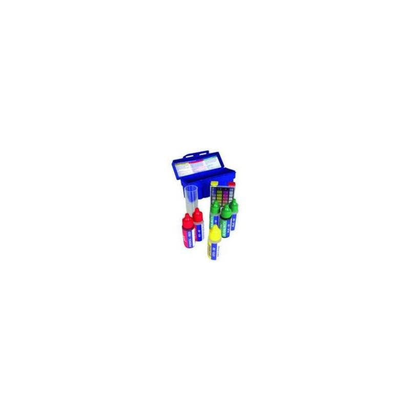 5-Way Test Kit Ph Cl Bromine