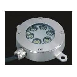 Recessed LED underwater light
